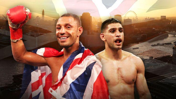 Khan runs from Brook again!! #Boxing #fight