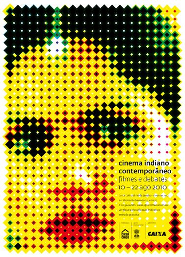04 cinemaindiano poster by thiago lacaz