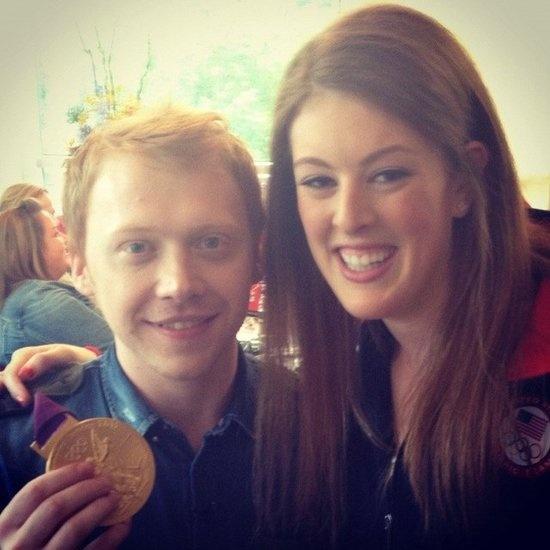 Yeah Rupert, get yo'self a US Olympian.