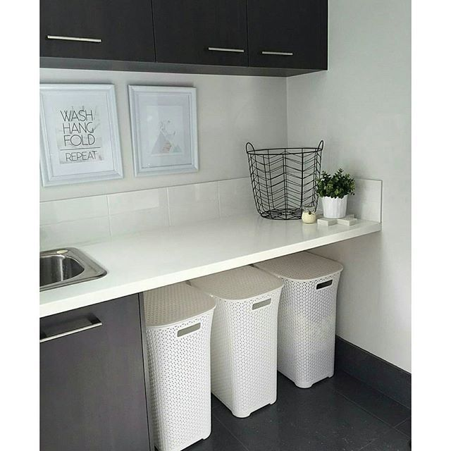 • S T Y L E S U N D A Y • laundry @aldi_shoppingperth picked up some laundry baskets from Aldi this week and they look fab! Totally jealous of your laundry too! I might actually enjoy washing if mine looked like that. Thanks for tagging us in your style. . . #AldiAustralia #Laundry #Washing #BargainMum