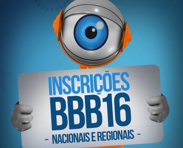 Inscrições para o BBB16 estão abertas (Foto: Divulgação/TV Gazeta ES)