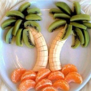 palm trees, how cute!