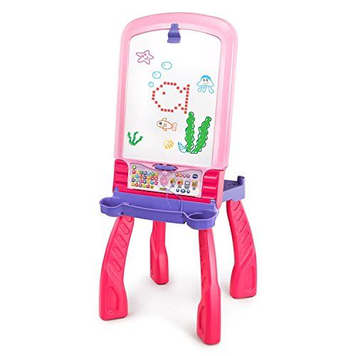 VTech DigiArt Creative Easel Frustration Free Packaging Pink *** Learn more by visiting the image link. Note:It is Affiliate Link to Amazon.