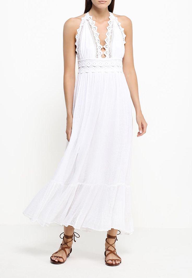 Платье премиум-марки Denim & Supply Ralph Lauren выполнено из мягкого хлопкового материала. Отделка кружевом. Подробности — http://fas.st/1t-YBG