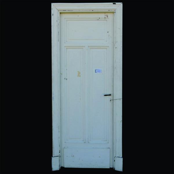 Puerta cod 2800 puerta de madera cedro de dos pulgadas - Puertas de dos hojas ...