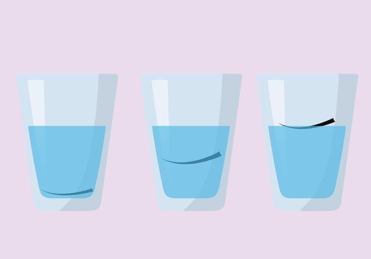 اختبار مسامية الشعر Glassware Glass Beer
