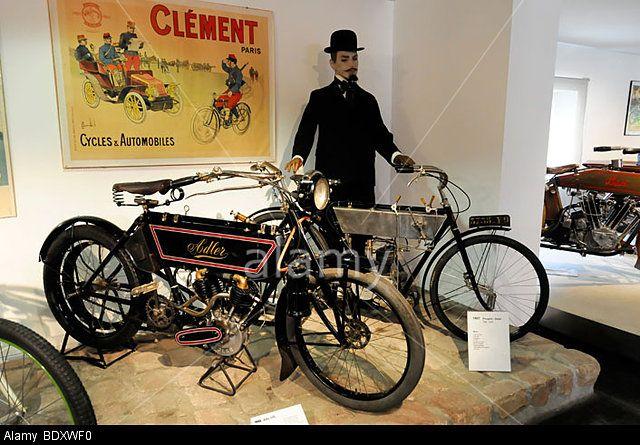Adler 1902 to 1905