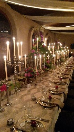 26 best Rectangular / Banquet Style Table Settings - Flowers With ... 26 Best Rectangular Banquet Style Table Settings Flowers With & Breathtaking Banquet Style Table Setting Gallery - Best Image Engine ...