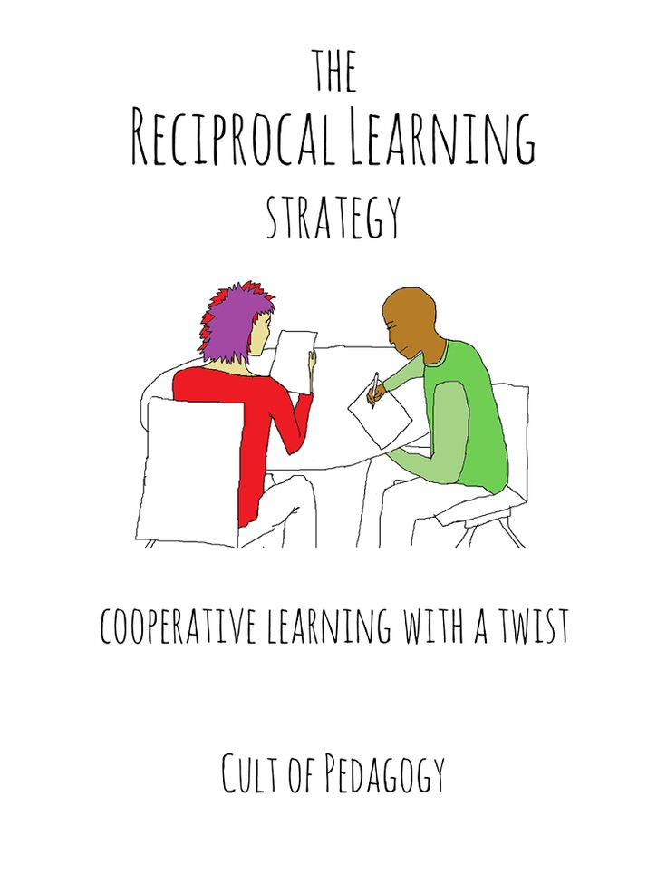 How to Use the Reciprocal Learning Strategy: A collaborative, peer learning strategy your students will love. Video included!