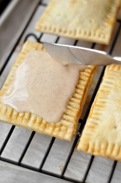 brown sugar pop tart - better than store-bought pop tarts!