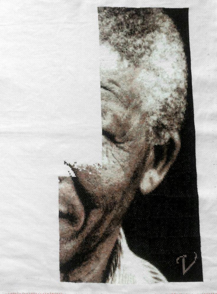 17- El calor no ayuda pero la pasion si... otro pedasito... #Madiba
