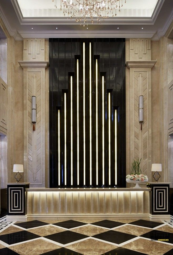 45 best recomended art deco interior design ideas for for A for art design hotel