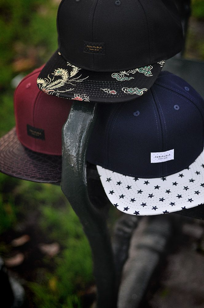 Admirable Snapbacks 2013.
