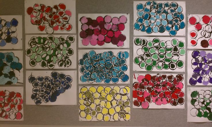 Creating tints and shades- This lesson is just what I need for my 4th graders next year. Hallelujah!
