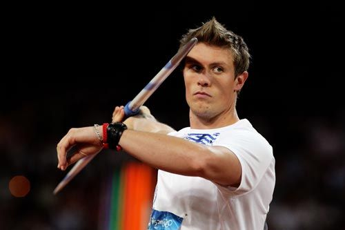 Andreas Thorkildsen    personal best: 91,59