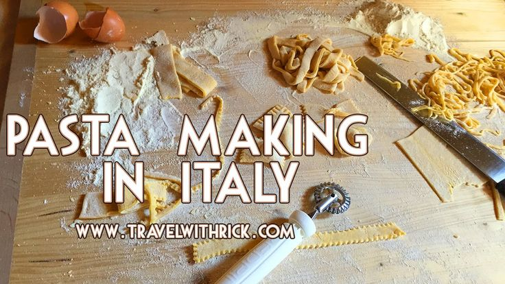 Pasta Making In Italy with Adventures by Disney. This week we learn how to make pasta with Leslie and Rick Howard on the Italy Adventures By Disney!