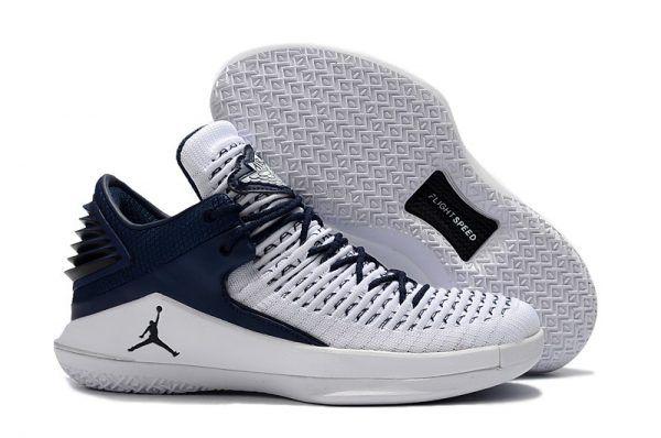 cfee73860bf Air Jordan 32 Low Midnight Navy | Jordans | Air jordans, Nike air ...