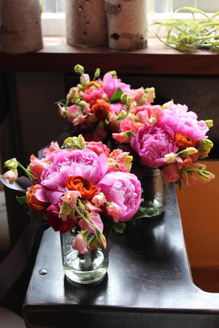 wedding flowers @Anna Jorgensen