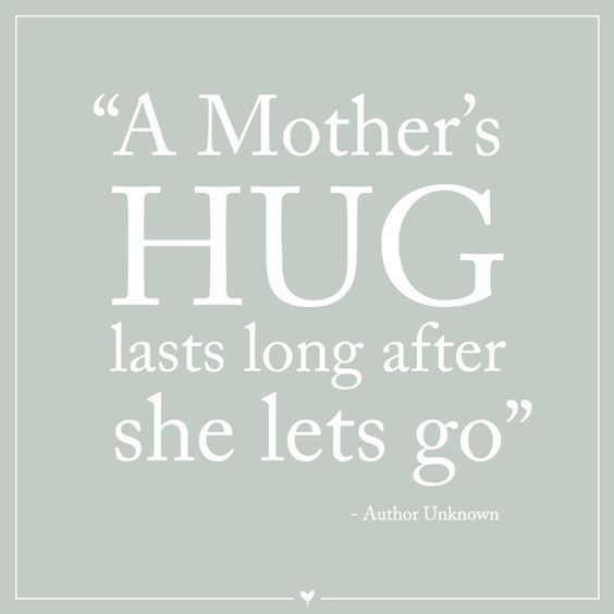 Today, years after my Mother has passed away, I am so very