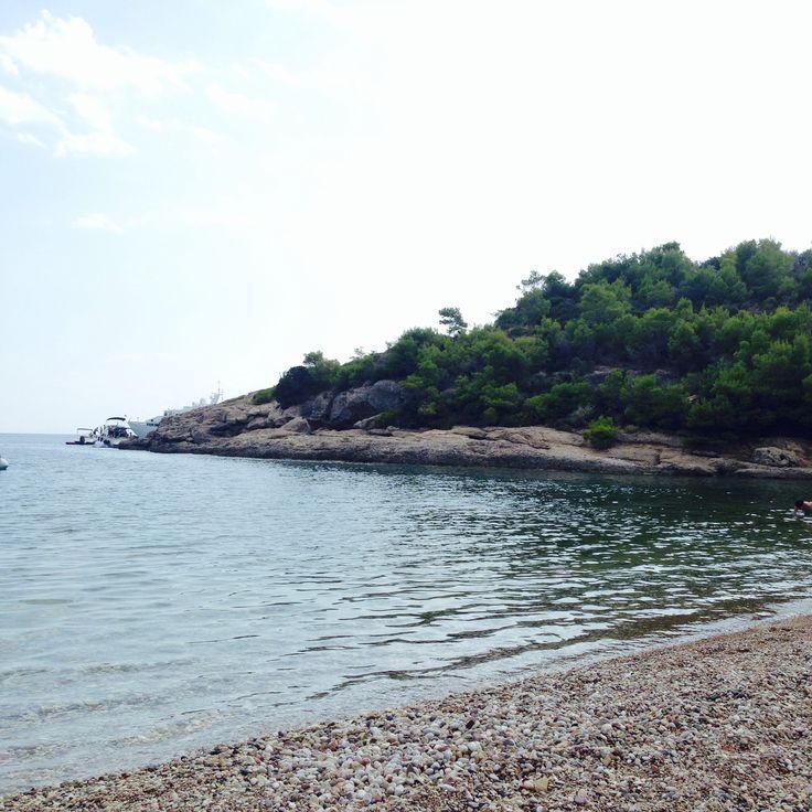 #Spetses #island #greece #saronikos #sea #beach #sun #summer #summer2014