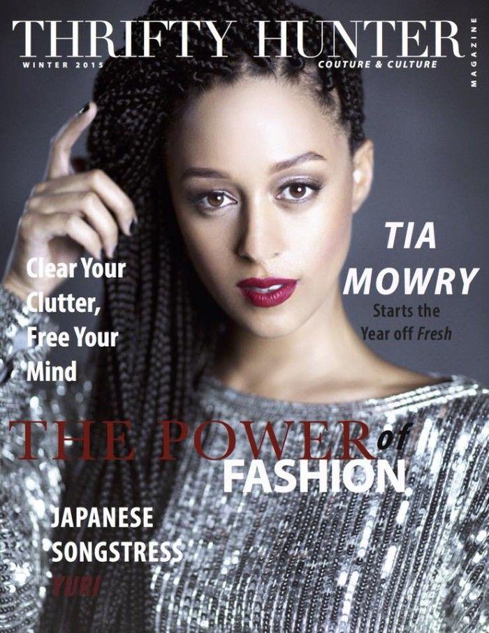 Tia Mowry Hardrict 2015