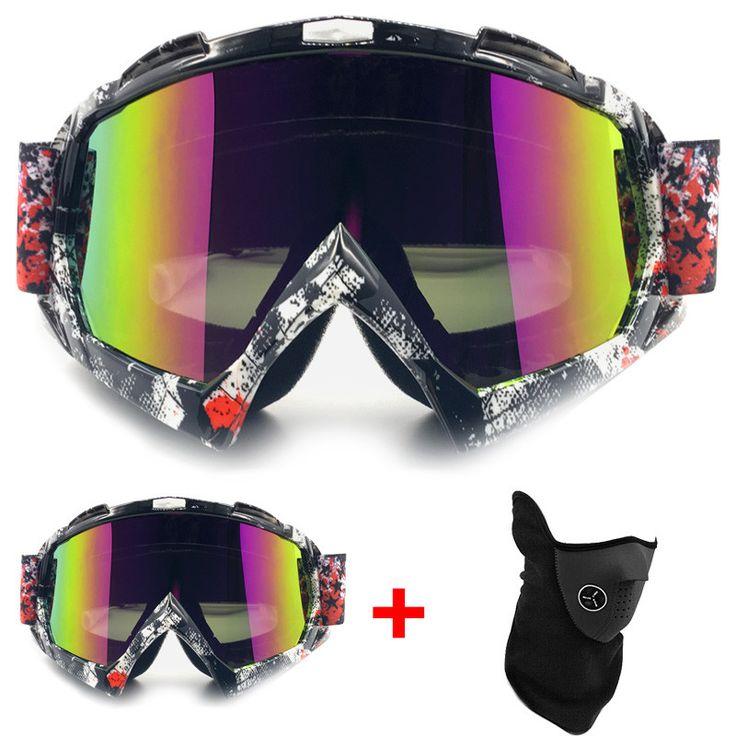 Zdatt Professional Adult Motocross Goggles Dirt Bike ATV Motorcycle Goggles Moto Goggle Ski Glasses Gafas Fox Sport Glasses