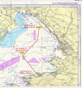 Regata velica d'altura Grignano –  Isola – Grignano, 30 aprile – 1 maggio 2017 #regata #trieste #isola