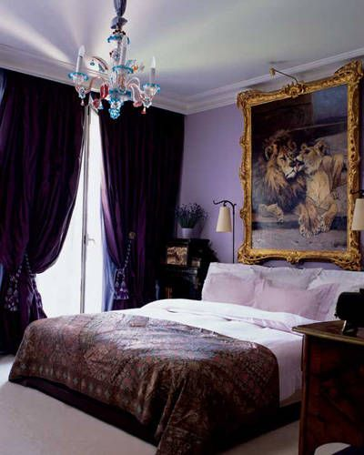 189 best Master Bedroom - Purple and Brown images on Pinterest | Master  bedrooms, Bedroom decor and Bedroom ideas