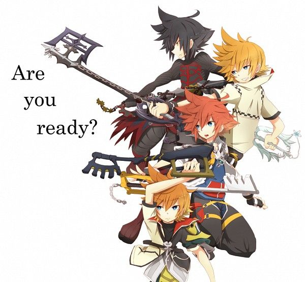 17 Best Images About Kingdom Hearts On Pinterest