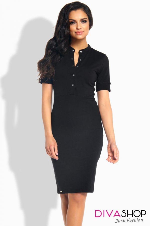 Rochie de zi negru