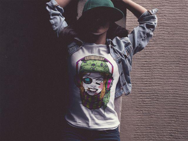 BAD ASS GIRL T-SHIRT https://teespring.com/bad-ass-girl-collection#pid=95&cid=6294&sid=front