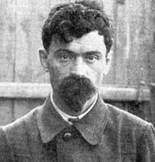 Yakov Yurovsky - Head executioner of the Russian Imperial family. Personally shot Nicholas II, the oldest daughter Tatiana, and only son, tsarevich Alexei.