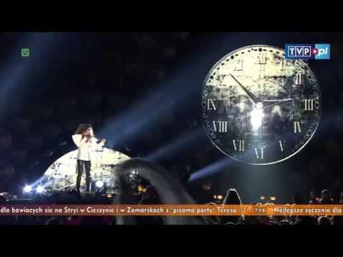 """Michal Szpak """"Dziwny jest ten świat"""" - New Year's Eve Concert in Wroclaw"""