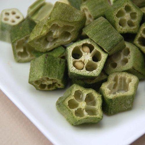 Freeze Dried Okra Whole Foods