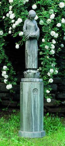Wood Nymph Statuary