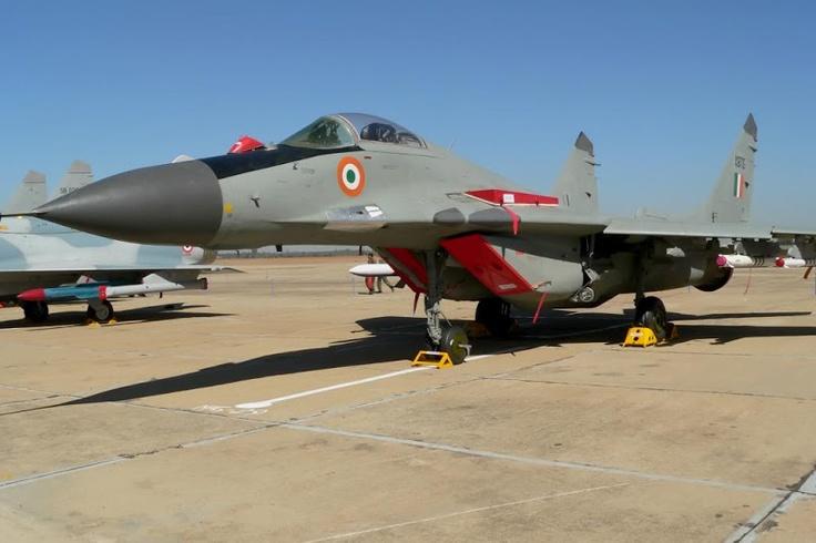 MIG-29 BAAZ Indian Air Force