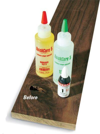 best Wood Repair - Cracks  on Pinterest