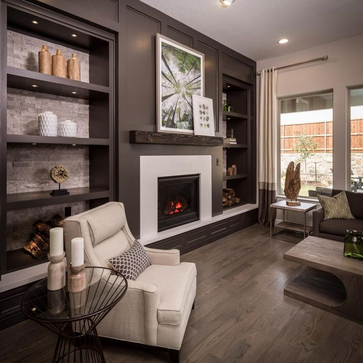 216 Best Fireplaces Images On Pinterest