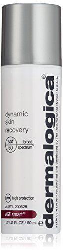 Amazon Hot Sales : Dermalogica Dynamic Skin Recovery SPF 50, 1.7 Fluid Ounce