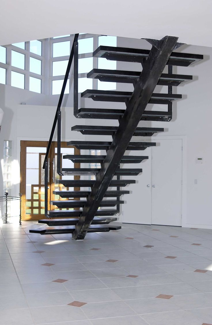 Best 20 Best Incredible Straight Stair Installs Images On 400 x 300