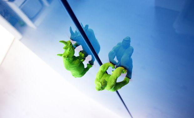 DIY - Eläinhahmoista vaatekaapin ovenkahvat lastenhuoneeseen