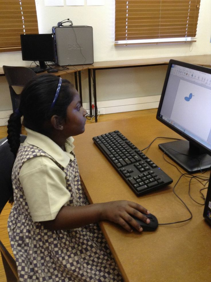 During the first term the Grade 2 pupils have been learning all about birds during their first classes in Information and Communication Technology. They had a chance to 'draw' their own birds using Microsoft Word. They also revisited important concepts taught in Grade 1 like click, drag, double click and changing properties of shapes.