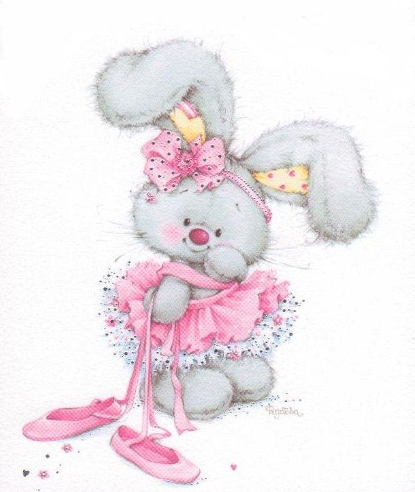 Ballerina Bunny!
