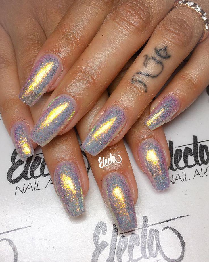 Nail Dip Powder Nyc: Best 25+ Crystal Nails Ideas On Pinterest