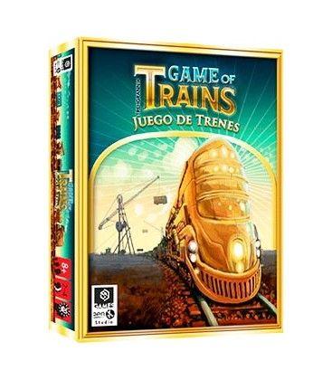 Juego de Trenes https://boardgamegeek.com/boardgame/180602/game-trains