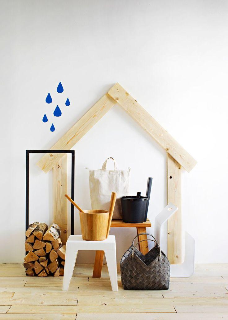 For Sauna | Scandinavian Deko