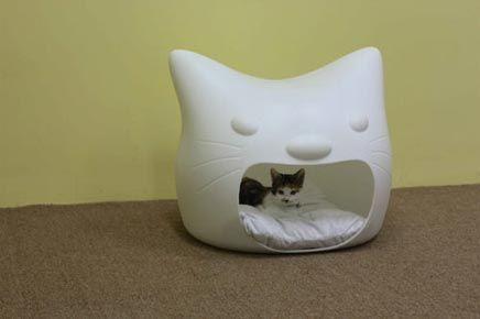 Kattenbak van Studio Mango | Inrichting-huis.com