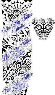Blu Sky Tattoo Studio: Maori Significato 378