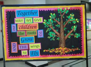 Art Craft Ideas And Bulletin Boards For Elementary Schools PTM Board