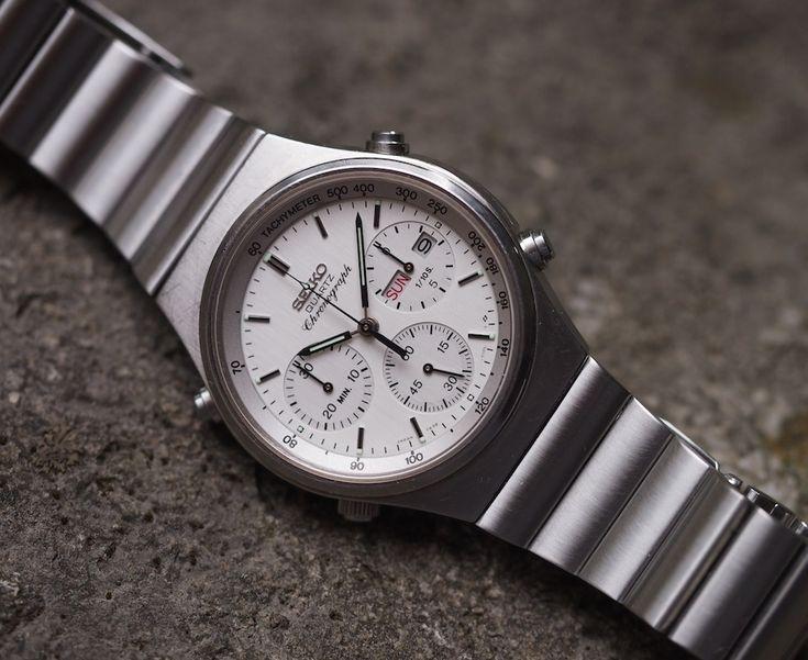 Top Vintage Seiko Watches